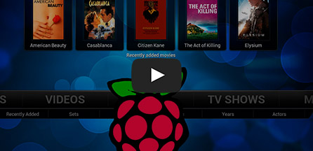 <strong>XBMC</strong> on Raspberry Pi